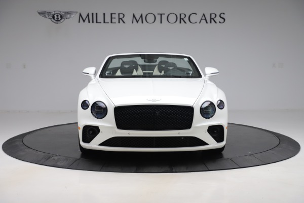 Used 2020 Bentley Continental GTC V8 for sale $277,915 at Aston Martin of Greenwich in Greenwich CT 06830 15