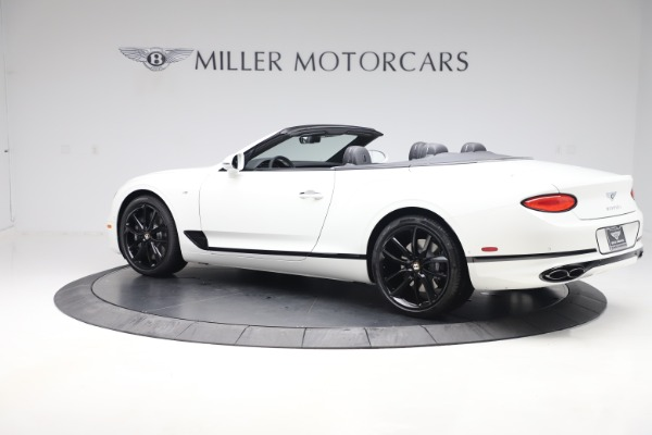 Used 2020 Bentley Continental GTC V8 for sale $277,915 at Aston Martin of Greenwich in Greenwich CT 06830 16
