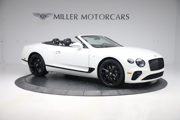 Used 2020 Bentley Continental GTC V8 for sale $277,915 at Aston Martin of Greenwich in Greenwich CT 06830 18