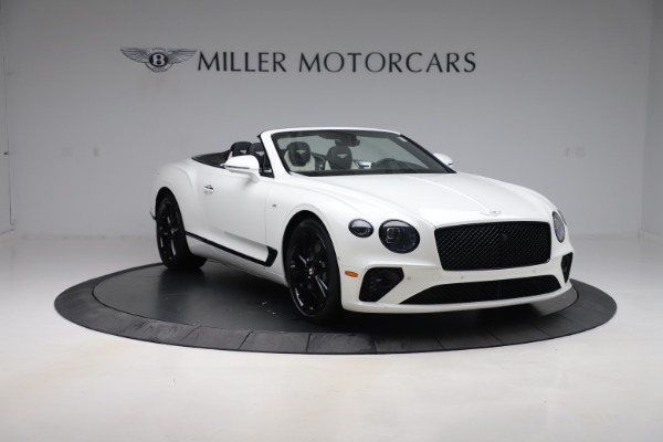 Used 2020 Bentley Continental GTC V8 for sale $277,915 at Aston Martin of Greenwich in Greenwich CT 06830 19