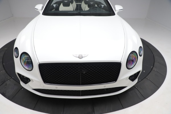 Used 2020 Bentley Continental GTC V8 for sale $277,915 at Aston Martin of Greenwich in Greenwich CT 06830 20