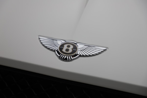 Used 2020 Bentley Continental GTC V8 for sale $277,915 at Aston Martin of Greenwich in Greenwich CT 06830 21
