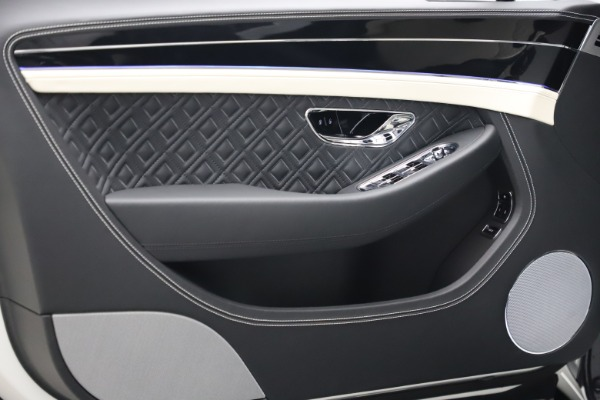 Used 2020 Bentley Continental GTC V8 for sale $277,915 at Aston Martin of Greenwich in Greenwich CT 06830 25