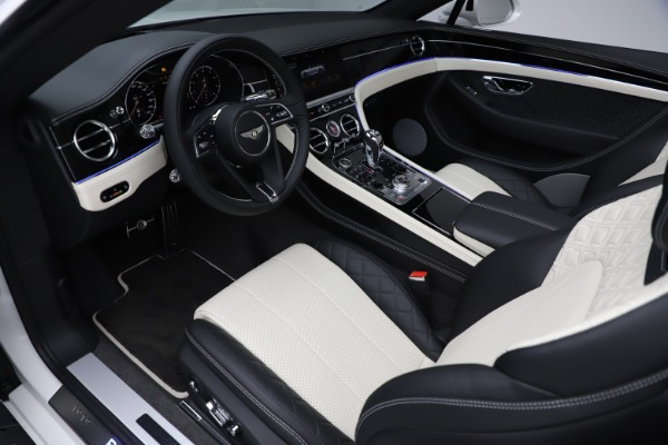 Used 2020 Bentley Continental GTC V8 for sale $277,915 at Aston Martin of Greenwich in Greenwich CT 06830 26
