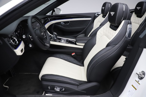 Used 2020 Bentley Continental GTC V8 for sale $277,915 at Aston Martin of Greenwich in Greenwich CT 06830 27