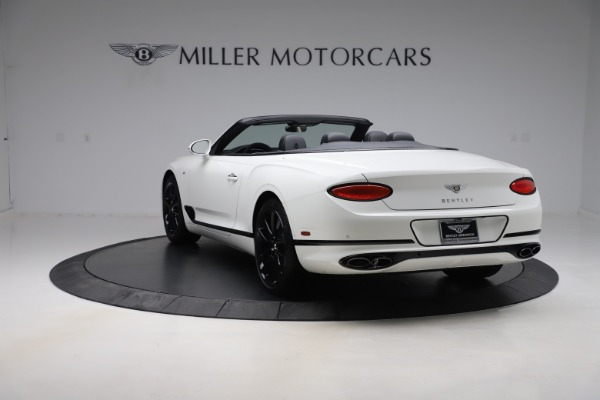 Used 2020 Bentley Continental GTC V8 for sale $277,915 at Aston Martin of Greenwich in Greenwich CT 06830 4