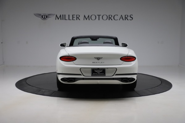 Used 2020 Bentley Continental GTC V8 for sale $277,915 at Aston Martin of Greenwich in Greenwich CT 06830 5