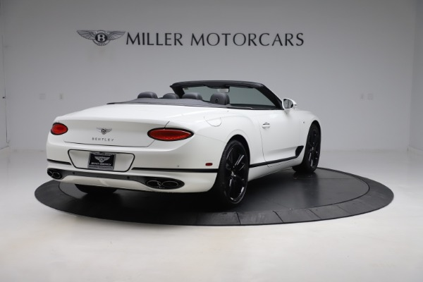 Used 2020 Bentley Continental GTC V8 for sale $277,915 at Aston Martin of Greenwich in Greenwich CT 06830 6