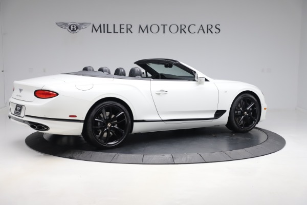Used 2020 Bentley Continental GTC V8 for sale $277,915 at Aston Martin of Greenwich in Greenwich CT 06830 7