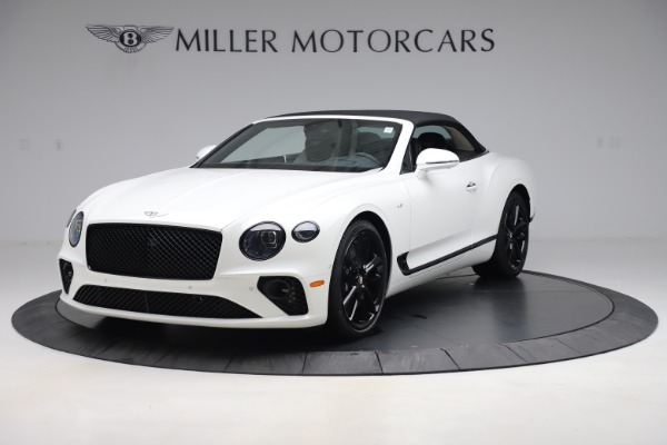 Used 2020 Bentley Continental GTC V8 for sale $277,915 at Aston Martin of Greenwich in Greenwich CT 06830 8