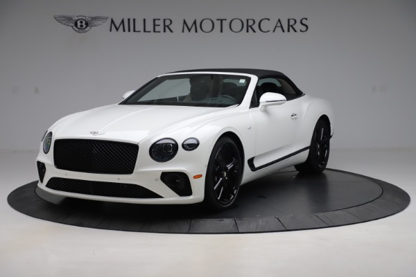 Used 2020 Bentley Continental GTC V8 for sale $277,915 at Aston Martin of Greenwich in Greenwich CT 06830 9