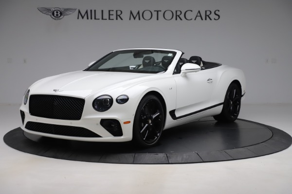Used 2020 Bentley Continental GTC V8 for sale $277,915 at Aston Martin of Greenwich in Greenwich CT 06830 1