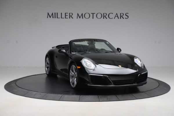 Used 2017 Porsche 911 Carrera 4S for sale $109,900 at Aston Martin of Greenwich in Greenwich CT 06830 11