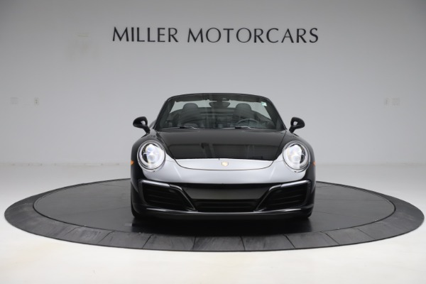 Used 2017 Porsche 911 Carrera 4S for sale $109,900 at Aston Martin of Greenwich in Greenwich CT 06830 12