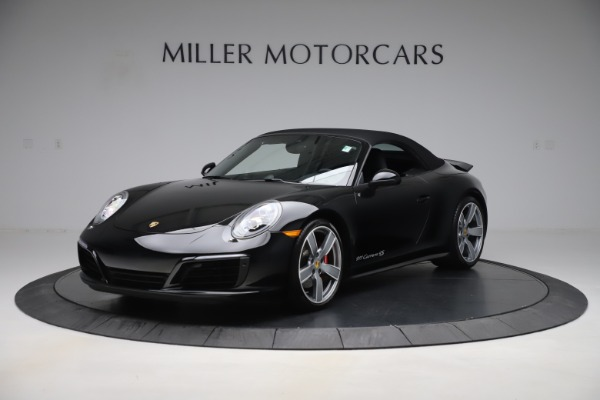Used 2017 Porsche 911 Carrera 4S for sale $109,900 at Aston Martin of Greenwich in Greenwich CT 06830 13