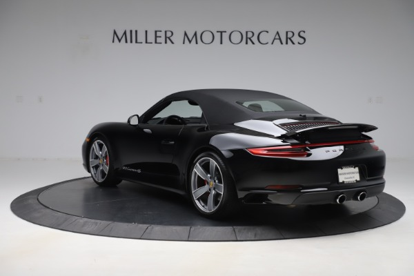 Used 2017 Porsche 911 Carrera 4S for sale $109,900 at Aston Martin of Greenwich in Greenwich CT 06830 15