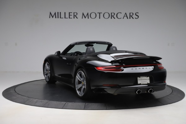 Used 2017 Porsche 911 Carrera 4S for sale $109,900 at Aston Martin of Greenwich in Greenwich CT 06830 5