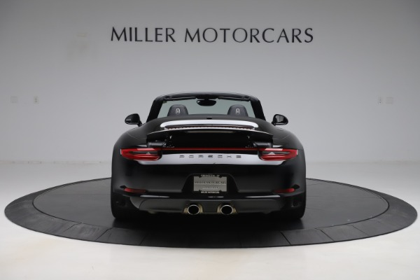 Used 2017 Porsche 911 Carrera 4S for sale $109,900 at Aston Martin of Greenwich in Greenwich CT 06830 6