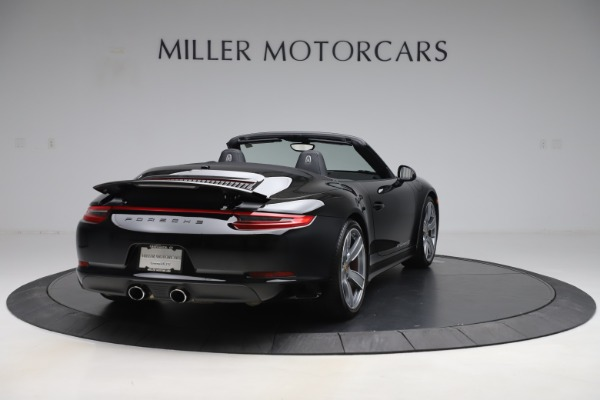 Used 2017 Porsche 911 Carrera 4S for sale $109,900 at Aston Martin of Greenwich in Greenwich CT 06830 7