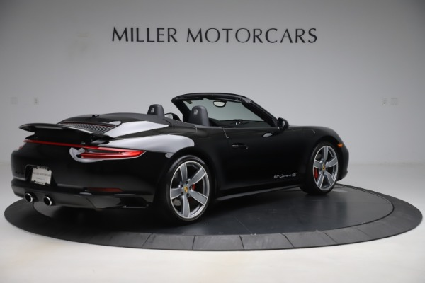 Used 2017 Porsche 911 Carrera 4S for sale $109,900 at Aston Martin of Greenwich in Greenwich CT 06830 8