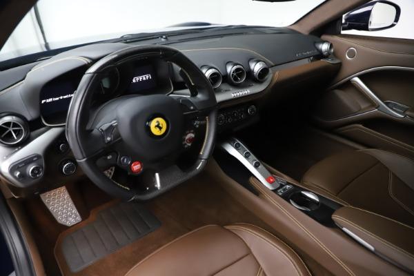 Used 2017 Ferrari F12 Berlinetta Base for sale Sold at Aston Martin of Greenwich in Greenwich CT 06830 13