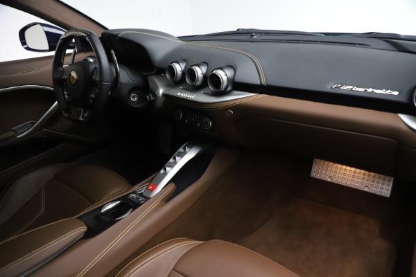 Used 2017 Ferrari F12 Berlinetta for sale $259,900 at Aston Martin of Greenwich in Greenwich CT 06830 18