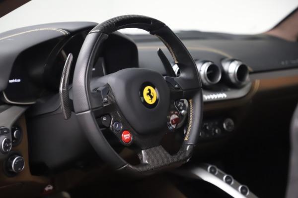 Used 2017 Ferrari F12 Berlinetta Base for sale Sold at Aston Martin of Greenwich in Greenwich CT 06830 23