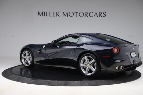 Used 2017 Ferrari F12 Berlinetta Base for sale Sold at Aston Martin of Greenwich in Greenwich CT 06830 4