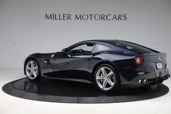 Used 2017 Ferrari F12 Berlinetta for sale $259,900 at Aston Martin of Greenwich in Greenwich CT 06830 4