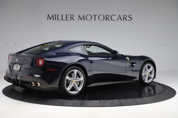 Used 2017 Ferrari F12 Berlinetta Base for sale Sold at Aston Martin of Greenwich in Greenwich CT 06830 8