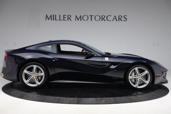 Used 2017 Ferrari F12 Berlinetta Base for sale Sold at Aston Martin of Greenwich in Greenwich CT 06830 9