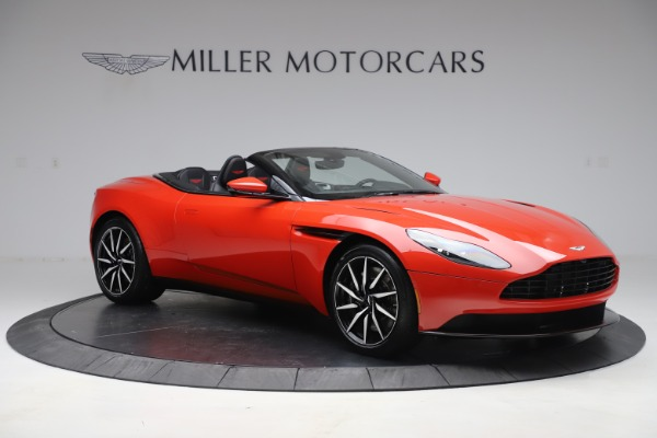 New 2020 Aston Martin DB11 Volante Convertible for sale $254,531 at Aston Martin of Greenwich in Greenwich CT 06830 10
