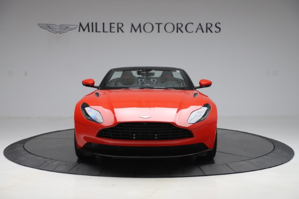 New 2020 Aston Martin DB11 Volante Convertible for sale $254,531 at Aston Martin of Greenwich in Greenwich CT 06830 11
