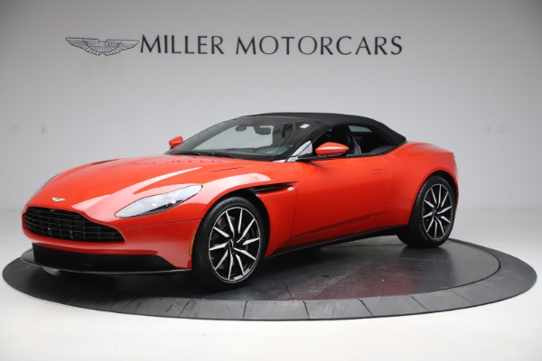 New 2020 Aston Martin DB11 Volante Convertible for sale $254,531 at Aston Martin of Greenwich in Greenwich CT 06830 12