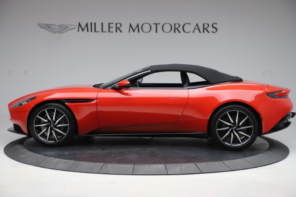 New 2020 Aston Martin DB11 Volante Convertible for sale $254,531 at Aston Martin of Greenwich in Greenwich CT 06830 13