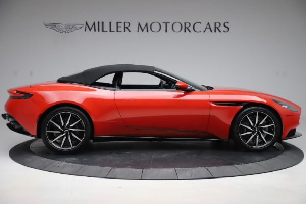 New 2020 Aston Martin DB11 Volante Convertible for sale $254,531 at Aston Martin of Greenwich in Greenwich CT 06830 14