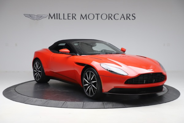 New 2020 Aston Martin DB11 Volante Convertible for sale $254,531 at Aston Martin of Greenwich in Greenwich CT 06830 15