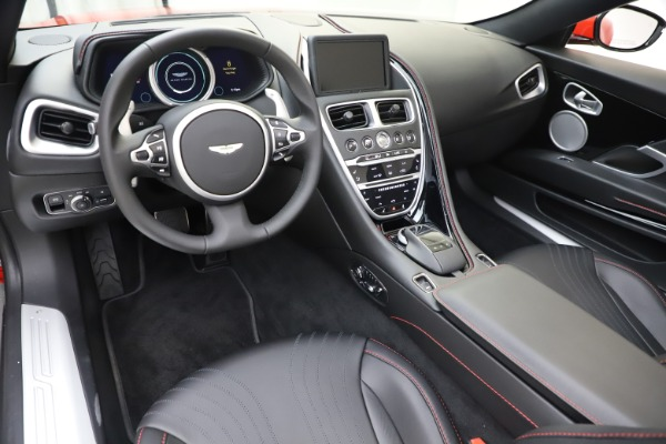 New 2020 Aston Martin DB11 Volante Convertible for sale $254,531 at Aston Martin of Greenwich in Greenwich CT 06830 17