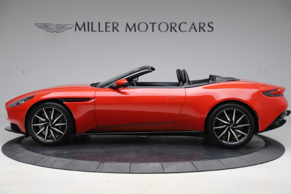 New 2020 Aston Martin DB11 Volante Convertible for sale $254,531 at Aston Martin of Greenwich in Greenwich CT 06830 2