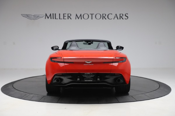 New 2020 Aston Martin DB11 Volante Convertible for sale $254,531 at Aston Martin of Greenwich in Greenwich CT 06830 5