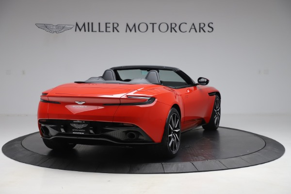 New 2020 Aston Martin DB11 Volante Convertible for sale $254,531 at Aston Martin of Greenwich in Greenwich CT 06830 6