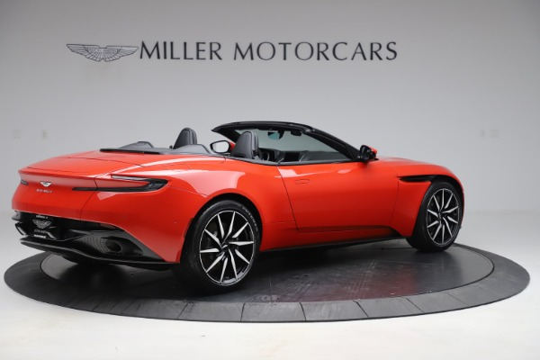 New 2020 Aston Martin DB11 Volante Convertible for sale $254,531 at Aston Martin of Greenwich in Greenwich CT 06830 7
