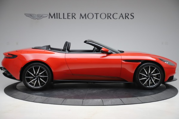 New 2020 Aston Martin DB11 Volante Convertible for sale $254,531 at Aston Martin of Greenwich in Greenwich CT 06830 8