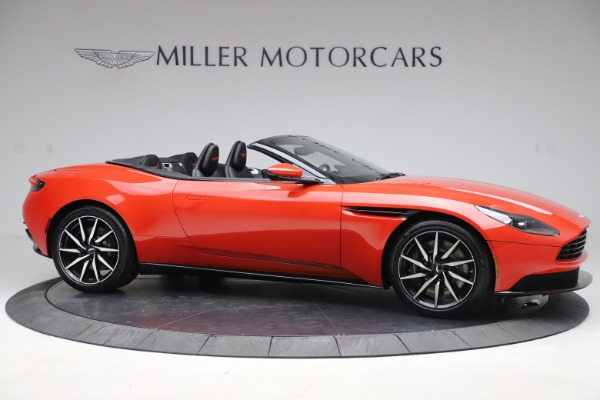 New 2020 Aston Martin DB11 Volante Convertible for sale $254,531 at Aston Martin of Greenwich in Greenwich CT 06830 9