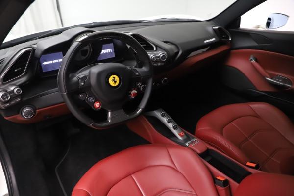 Used 2016 Ferrari 488 GTB for sale Sold at Aston Martin of Greenwich in Greenwich CT 06830 13