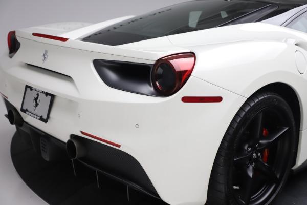Used 2016 Ferrari 488 GTB for sale Sold at Aston Martin of Greenwich in Greenwich CT 06830 25