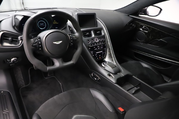 Used 2019 Aston Martin DBS Superleggera Coupe for sale Sold at Aston Martin of Greenwich in Greenwich CT 06830 13