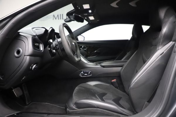 Used 2019 Aston Martin DBS Superleggera Coupe for sale Sold at Aston Martin of Greenwich in Greenwich CT 06830 14