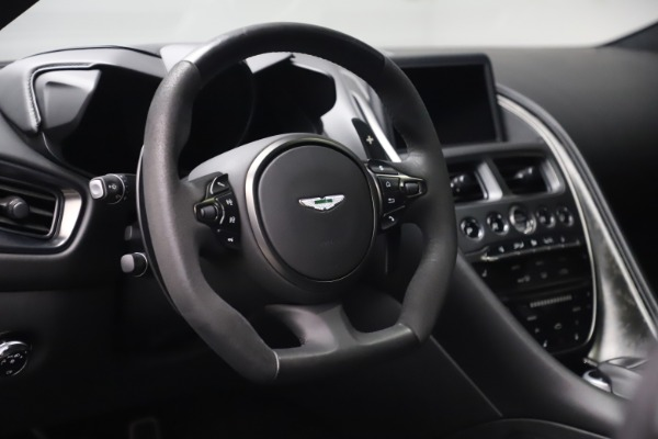 Used 2019 Aston Martin DBS Superleggera Coupe for sale Sold at Aston Martin of Greenwich in Greenwich CT 06830 16