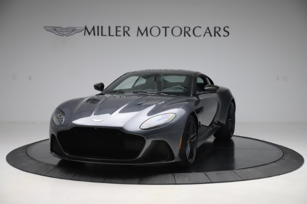 Used 2019 Aston Martin DBS Superleggera Coupe for sale Sold at Aston Martin of Greenwich in Greenwich CT 06830 2